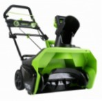 Greenworks GD40SB 2600607 snowblower electric