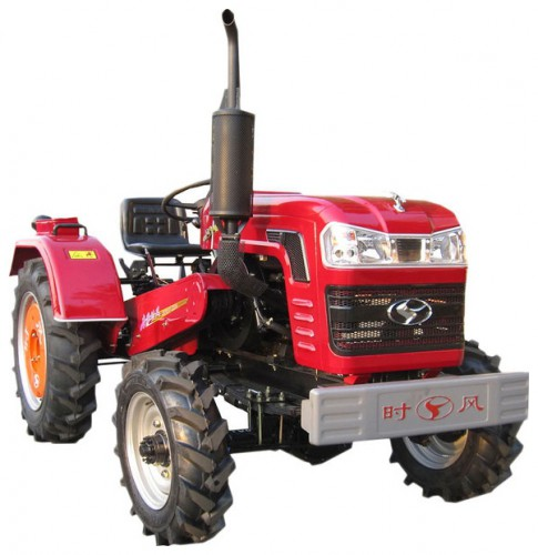 mini tractor Kepler Pro SF244 Photo, Characteristics