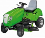 garden tractor (rider) Viking MT 4112 S rear