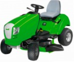 garden tractor (rider) Viking MT 4097 SX rear