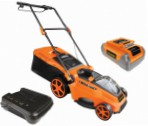 Энкор AccuMaster 49905  lawn mower